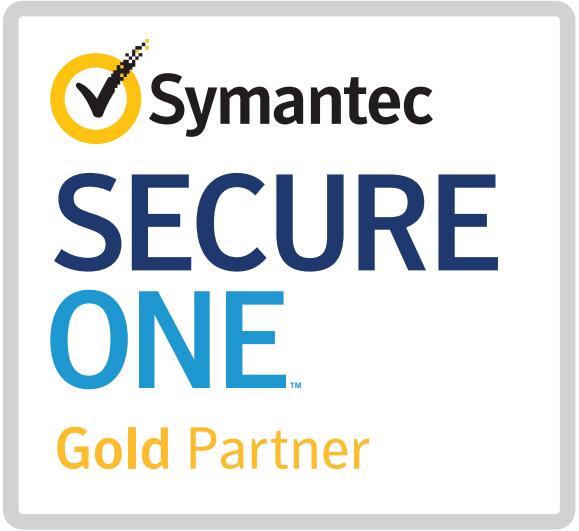 Symantec Gold Partner