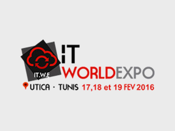 Advancia IT SYSTEM participe au salon IT WORLD EXPO