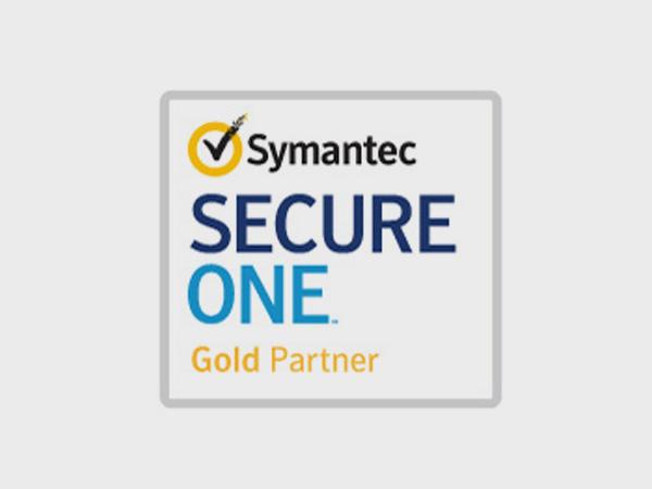 Advancia IT System certifiée Symantec Gold partner