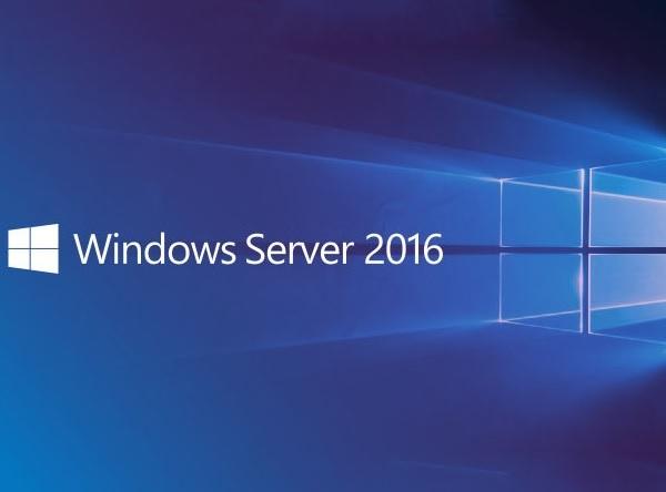 Présentation : Les nouveautés de Windows Server 2016