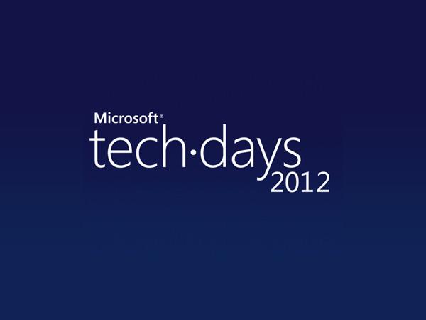 Tech Days Tunisia 2012, événement technologique de l'année