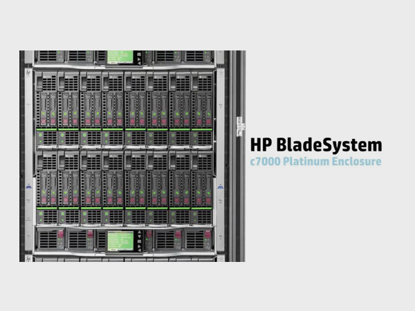 Séminaire gratuit : Optimisez vos projets de transformation IT avec HP BladeSystem