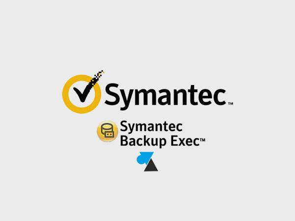 Atelier Technique : Symantec Backup Exec 2012