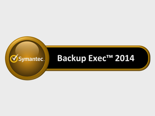 Atelier technique : Symantec Backup Exec 2014