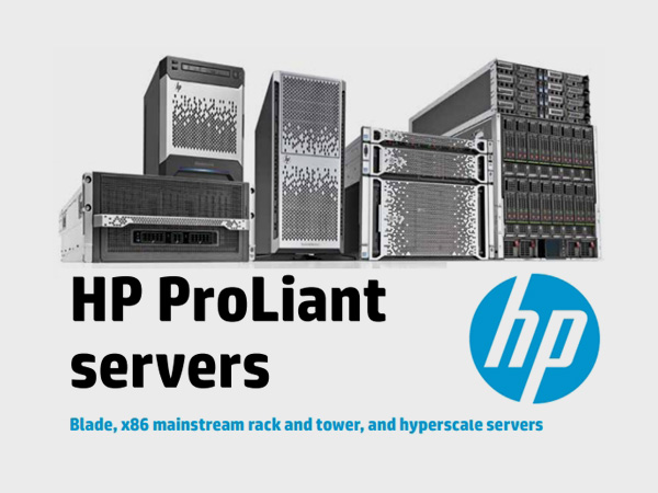 Modernisez votre infrastructure IT avec HP et Advancia IT SYSTEM